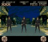 Lethal Enforcers II: Gun Fighters Genesis Duelling three bandits at once