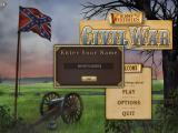 Hidden Mysteries: Civil War - Secrets of the North & South Macintosh Player name