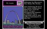 Where in the U.S.A. is Carmen Sandiego? DOS First stop after my assignment (CGA with RGB monitor)