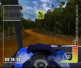 Colin McRae Rally PlayStation Welcome to Australia. Btw, behind-the-wheel view was very cool for the time