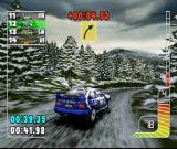 Colin McRae Rally PlayStation England Rally is one of my favorites in every CMR Rally game, it's usually a mixture of forest, some green hills and tarmac high-speed sections. Well, no green hills in this game! It's snowtime again.