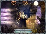 Treasure Seekers: Follow the Ghosts Macintosh Title / main menu