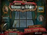 Victorian Mysteries: Woman in White Macintosh Title / main menu
