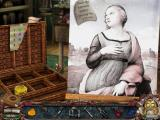 Victorian Mysteries: Woman in White Macintosh Art Studio - painting mini puzzle