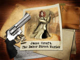 Jane Croft: The Baker Street Murder Windows Title card.