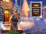 Christmasville Macintosh Main menu