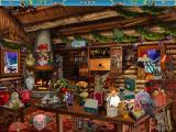 Christmasville Macintosh Workshop - hidden object