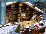 Christmasville Macintosh Outside Cabin - hidden objects