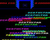 DeathStar BBC Micro This screen appears before you start a new game.