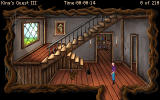 King's Quest III Redux: To Heir is Human Windows Starting your adventure