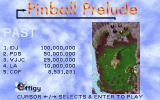 Pinball Prelude DOS Board selection - Past