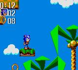 Sonic the Hedgehog Chaos (1993) screenshots - MobyGames
