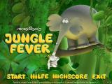 Mordillo's Jungle Fever Windows Main menu
