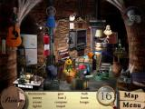 Detective Agency Macintosh Bristone Basement - objects