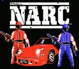 NARC NES Title Screen