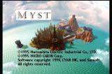Myst 3DO Title screen