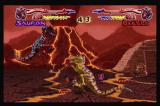 Primal Rage 3DO Sauron vs Diablo