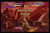 Primal Rage 3DO Defeat crushes the loser's heart.