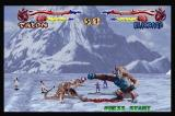 Primal Rage 3DO Talon vs Blizzard