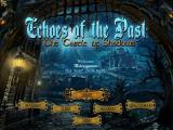 Echoes of the Past: The Castle of Shadows Macintosh Title / main menu