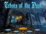 Echoes of the Past: Royal House of Stone Macintosh Title / main menu