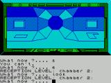 Necris Dome ZX Spectrum In Chamber 2 and looking for a way to progress