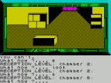 Necris Dome ZX Spectrum Now in chamber 6