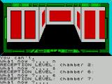 Necris Dome ZX Spectrum This is chamber 7. At least they are all different colours which makes navigation easier