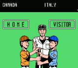Little League Baseball Championship Series NES Who gets first ups?