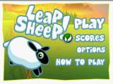 Leap Sheep! Android Main menu