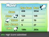 Leap Sheep! Android Scores