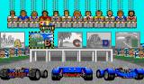 Power Drift Amiga Choose your track and driver