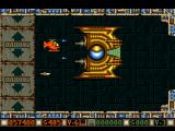 Blood Money Amiga Planet 1, the first planetary guardian is a space ship