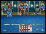 Disney's All Star Cards Zeebo Starting a new Golden Mickey game. I'm asked to select a character to ask for a card.