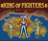 Fatal Fury SNES Select your fighter. Only three fighters are available