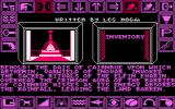 Shard of Inovar Amstrad CPC The game starts here. The icons around the screen are the same on all platforms