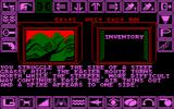 Shard of Inovar Amstrad CPC Exploring the immediate area