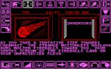 Shard of Inovar Amstrad CPC A none too friendly welcome. It doesn't pay to go here without some form of protection
