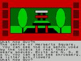 Deadenders ZX Spectrum A picture. This is the heart of the square.