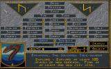 Hammer of the Gods DOS Quest Selection Screen