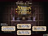 Hidden in Time: Mirror Mirror Macintosh Title / main menu