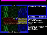 Ultima IV: Quest of the Avatar FM Towns Conversation