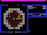 Ultima V: Warriors of Destiny FM Towns Starting at Iolo's hut