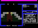 Ultima V: Warriors of Destiny FM Towns Hmm, Blackthorne has his own ideas about virtues...