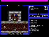 Ultima V: Warriors of Destiny FM Towns Avatar is in prison...