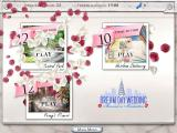 Dream Day Wedding: Married in Manhattan Macintosh Location album - selection transition flower peddle toss