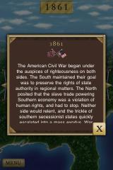 Hidden Mysteries: Civil War - Secrets of the North & South iPhone Intro