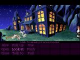 The Secret of Monkey Island FM Towns The deadly piranha poodles :)