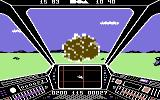 Skyfox Commodore 64 Destroyed a tank