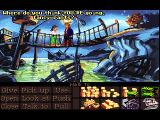 Monkey Island 2: LeChuck's Revenge FM Towns The fateful meeting with Largo